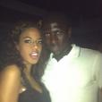 """Marylou, ex-candidate de """"Koh-Lanta"""", est en couple avec le footballeur Moussa Sissoko."""