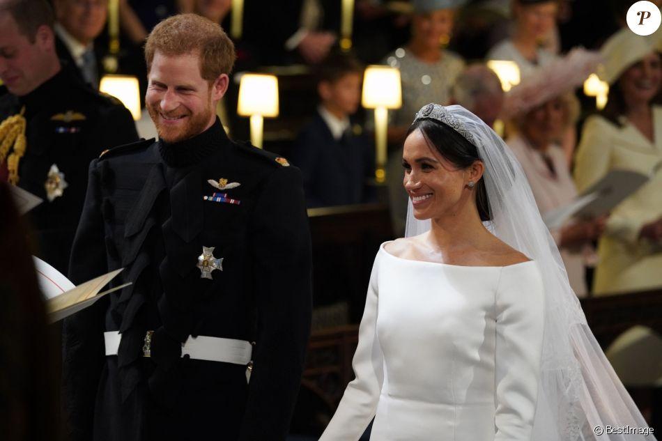 Meghan Et Harry : L'évêque Dévoile Les Coulisses