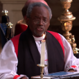 Mariage de Meghan Markle et du prince Harry- Michael Curry- mai 2918- BBC.