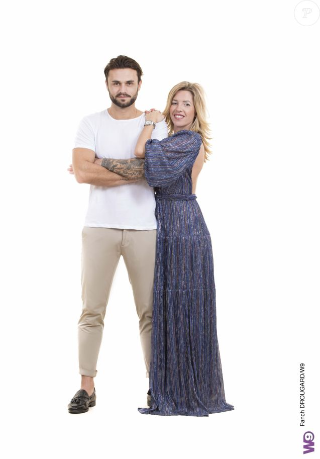 Marie (41 ans) et Julien 27 (ans) - L'Île de la tentation 2019.