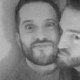 "Cyril de ""Koh-Lanta"" et son petit ami Thomas - Instagram, 10 avril 2019"