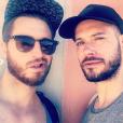 "Cyril de ""Koh-Lanta"" et Thomas - Instagram, 11 avril 2019"