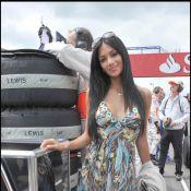 Entre Nicole Scherzinger et Elisabetta Gregoraci et ses problèmes de décolleté : la F1 n'aura jamais été aussi sexy !