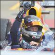 Grand Prix de Silverstone, le 21 juin 2009 : victoire de l'Allemand Sebastian Vettel
