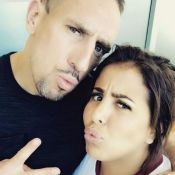 "Franck Ribéry : ""Wahiba, la personne la plus importante de ma vie"""