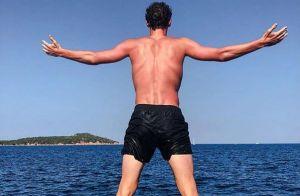 Rachel Legrain-Trapani : Son ex Benjamin Pavard, sexy et seul en vacances