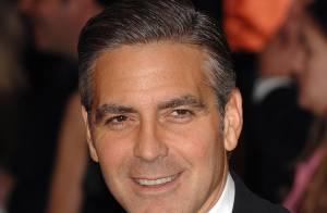George Clooney messager de la Paix : première visite en Inde...