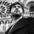 Gian Marco Tavani photographié par Boris Foucteau - Photo postée sur Instagram qui a inspiré à Elodie Frégé une demande en mariage.