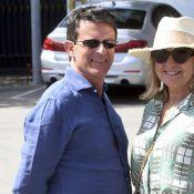 Manuel Valls fête sa 1ere année de relation avec Susana, sa future épouse
