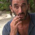 """Steeve dans """"Koh-Lanta, la guerre des chefs"""" (TF1) vendredi 31 mai 2019."""