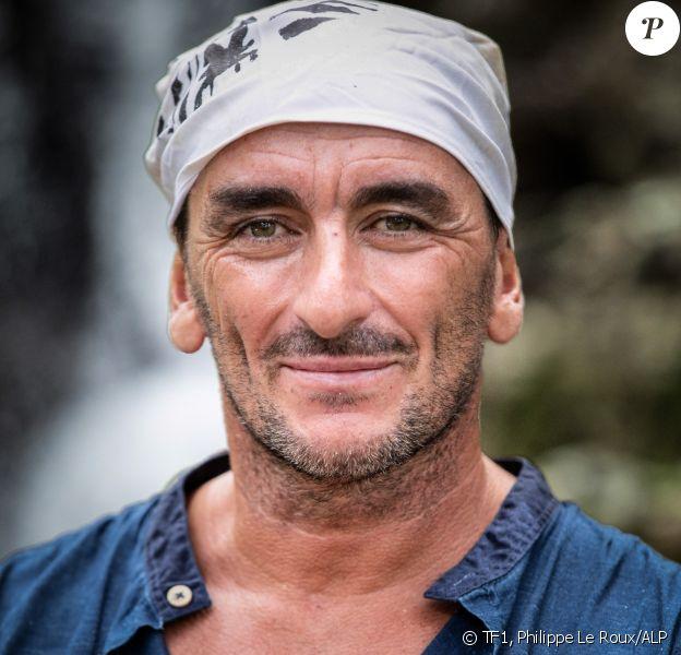"""Steeve, candidat de """"Koh-Lanta, la guerre des chefs"""", sur TF1"""