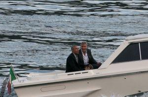 Barack et Michelle Obama : Élégants pour dîner avec Amal et George Clooney