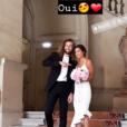 """Maxime et Alizée de """"Pékin Express 2018"""" se marient le 22 juin 2019."""