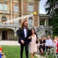 """Maxime et Alizée de """"Pékin Express"""", leur mariage inoubliable le 22 juin 2019."""