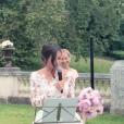 """Mariage d'Alizée et Maxime de """"Pékin Express 2018"""", le 22 juin 2019, photos Instagram"""