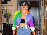 Lady Gaga : Son look extravagant pour la Pride new-yorkaise