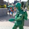 """Illustration de la parade """"Disney Stars on Parade"""" dans le cadre du Festival du Roi Lion et de la Jungle à Disneyland Paris. Marne-la-Vallée, le 29 juin 2019. © Christophe Clovis"""
