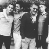Benjamin Castaldi et ses fils complices : belle photo du