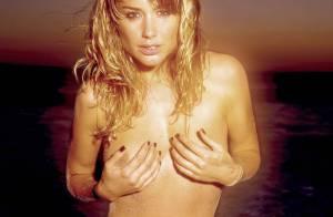 La superbe Anine Bing, ex-girlfriend de Jim Carrey... se dévoile totalement et c'est très beau !