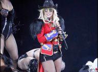 Quand Britney Spears s'éclate avec ses danseurs... et nous concocte un nouveau numéro de folie !