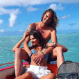 Camille Lacourt et Alice Detollenaere sur Instagram, le 8 juillet 2019.