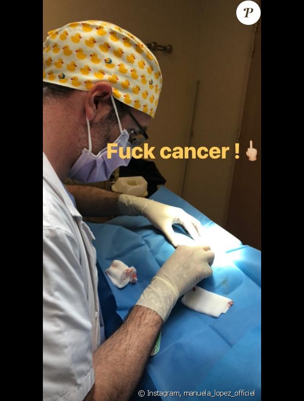 """Manuela Lopez des """"Mystères de l'amour"""" révèle avoir été victime d'un cancer de la peau - Instagram, le 8 juillet 2019"""