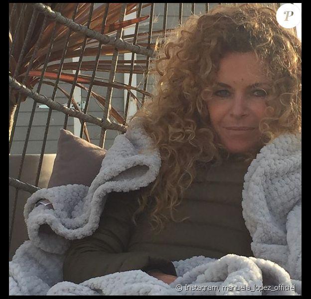 Manuela Lopez à Deauville, le 8 juin 2019