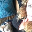 Manuela Lopez et son chien, sur Instagram, le 4 juin 2019