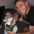 Lucas Hernandez sur Instagram.