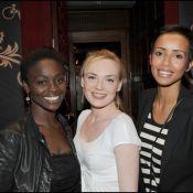Sonia Rolland, Aïsa Maïga, Caroline Barclay et Julie Judd sont entrées dans le cercle fermé du... Knight Club !