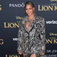 Beyoncé Knowles à la première de The Lion King au théâtre Dolby dans le quartier de Hollywood à Los Angeles, le 9 juillet 2019
