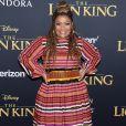 Yvette Nicole Brown à la première de The Lion King au théâtre Dolby dans le quartier de Hollywood à Los Angeles, le 9 juillet 2019