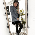 Jesta enceinte de son premier enfant, dévoile son baby bump sur Instagram - 22 janvier 2019