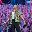 Macklemore en concert au Main Square Festival à Arras. Le 6 juillet 2019