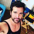 Juan Pablo Di Pace en mode selfie sur Instagram le 3 juin 2019