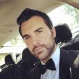 Juan Pablo Di Pace en mode selfie sur Instagram le 24 mai 2019