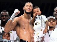 Tony Yoka : Victorieux sous les yeux de son fils Ali, qui monte sur le ring