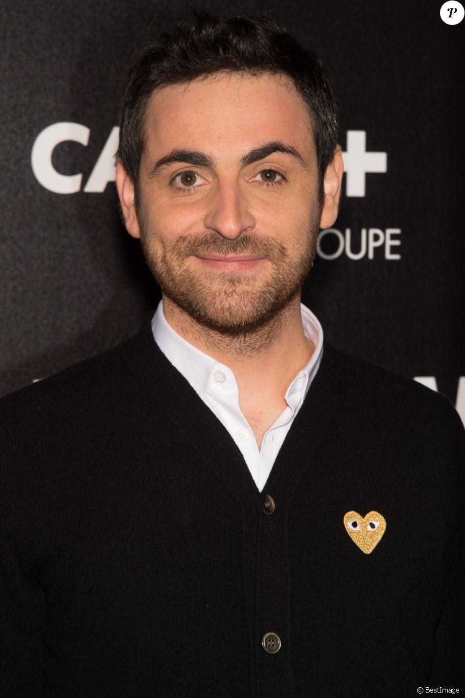 Camille Combal , Soirée des animateurs du Groupe Canal+ au Manko à Paris.  Le 3