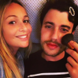 """Cindy de """"Koh-Lanta"""" et son futur mari Thomas, sur Instagram, le 21 juin 2019"""