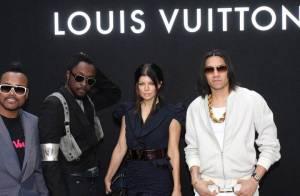 Quand Fergie et les Black Eyed Peas célèbrent la mode à Paris... et Marc Jacobs est sous le charme de Yoann Gourcuff !