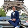 Exclusif - Stéphane Bern - Concert de Paris sur le Champ de Mars à l'occasion de la Fête Nationale à Paris le 14 juillet 2019. © Gorassini-Perusseau-Ramsamy/Bestimage