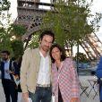 Exclusif - Mathias Vicherat et Anne Hidalgo - Concert de Paris sur le Champ de Mars à l'occasion de la Fête Nationale à Paris le 14 juillet 2019. © Gorassini-Perusseau-Ramsamy/Bestimage