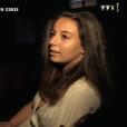 """Annily, la fille d'Alizée et Jérémy Chatelain, dans """"50' Inside"""" sur TF1, le samedi 29 juin 2019."""