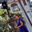 Melody Gardot pour la pré ouverture du Nice Jazz Festival 2017 le 16 juillet. © Bruno Bebert / Bestimage