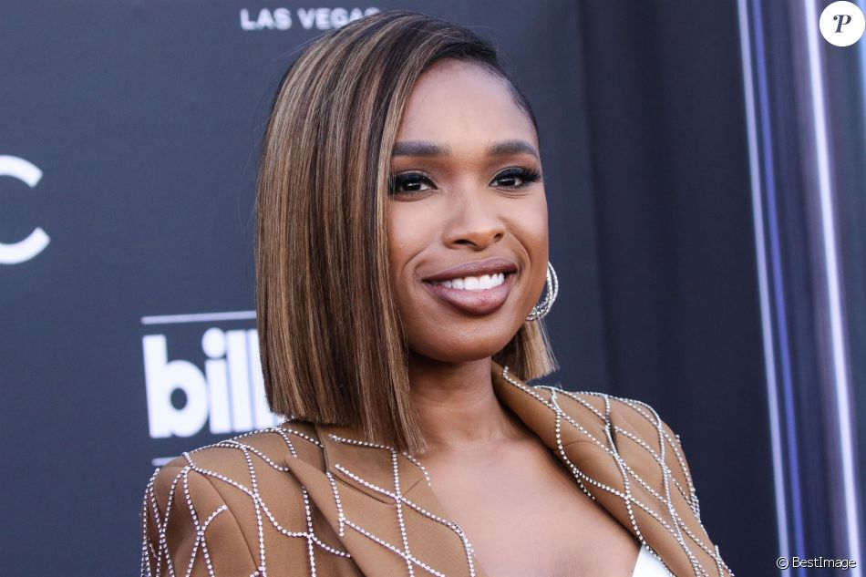 "Jennifer Hudson - People à la soirée des ""Billboard Music Awards 2019"" au MGM Grand Garden Arena à Las Vegas. Le 1er mai 2019"
