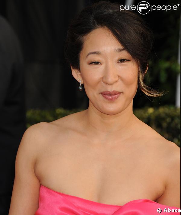 Sandra Oh - Actress Wallpapers