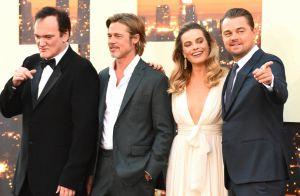Once Upon a Time... L'avant-première : Margot Robbie divine entre Brad et Leo