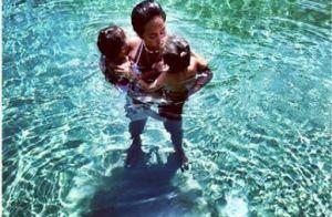 Amel Bent : Comblée avec son mari et ses filles en vacances