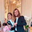 Maxime et Alizée (Pékin Express), se marient le 22 juin 2019.