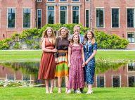 """Famille royale des Pays-Bas : Images fabuleuses à Huis ten Bosch, nouveau """"home"""""""